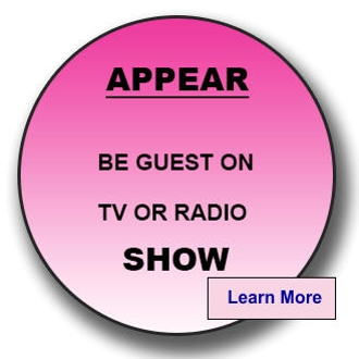 Appear! Be A Guest on The TV and Radio Show Of I Believe Ministries.
