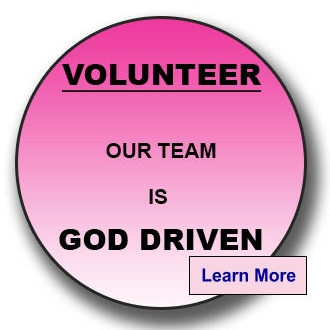 Volunteer! Our Team is God-Driven! - 'I Believe' Tv Show With Dr. Gwen Ford.